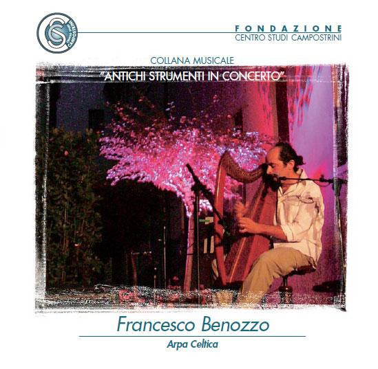 Francesco Benozzo - Arpa celtica