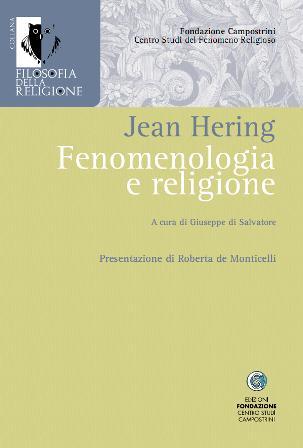 Fenomenologia e religione