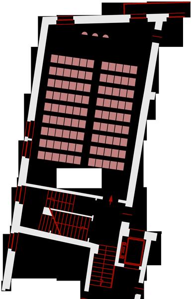Dimensioni Sala Conferenze 100 Posti.Fondazione Campostrini
