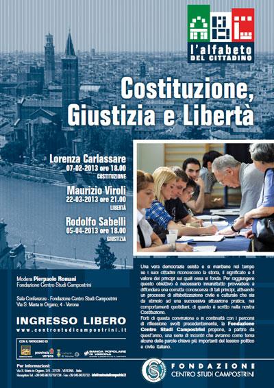 Costituzione - Giustizia - Libertà